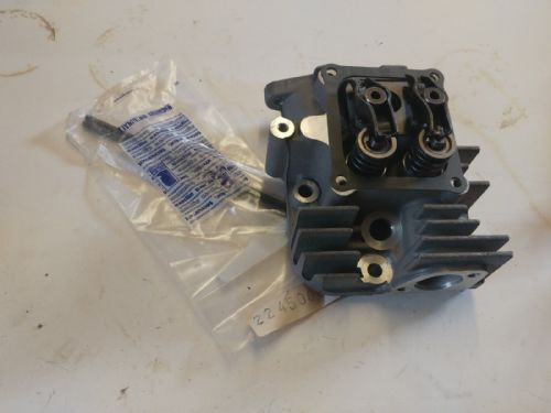 Tecumseh 16050001 OHV Cylinder head cw valves & push rods